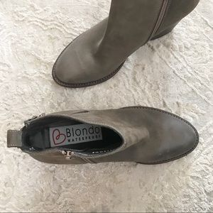 """Blondo Shoes - NWOT Blondo """"Nivada"""" Leather Bootie"""